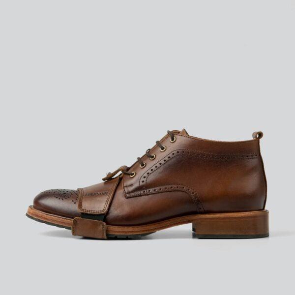 Zapatos Copeland Almendra- Lederston
