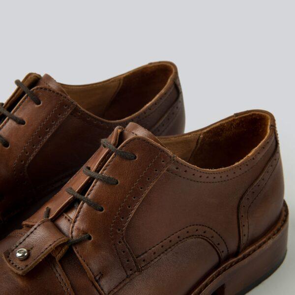 Zapatos Perreaux Almendra - Lederston