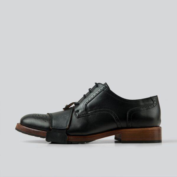 Zapatos Perreaux Negro - Lederston